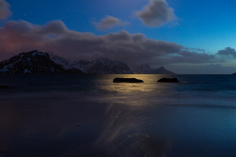 fotografowanie zorzy polarnej