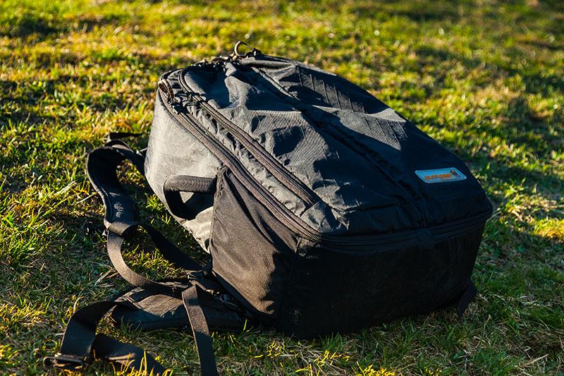 lekki plecak dla fotografa