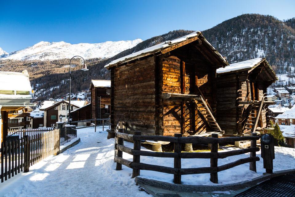 Jak dojechać do Zermatt