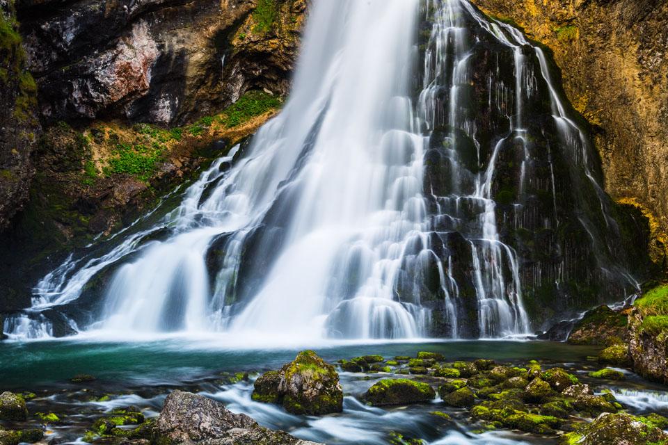 Wodospad Gollinger